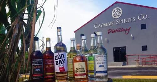 Distillery Group Tour in Grand Cayman